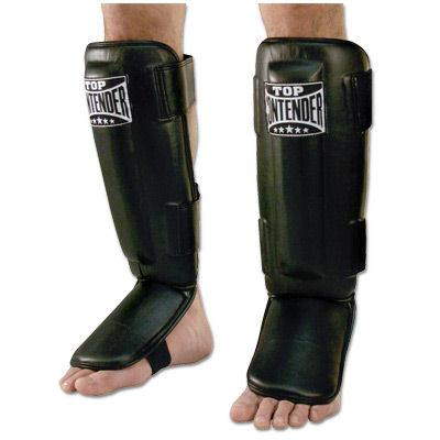 Top Contender Pro-Style Shin-Instep Guard